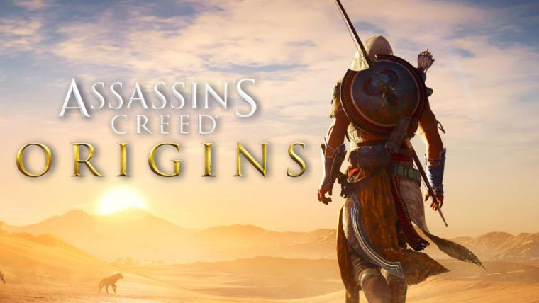 Assassin's Creed Origins 1.07