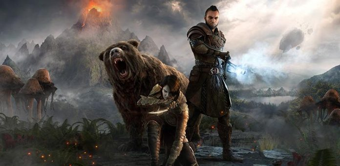 ESO Update 1.28 for PS4 Sihmar