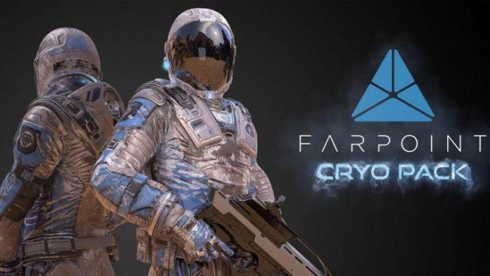 Farpoint Cryo Pack DLC Sihmar