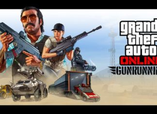 GTA ONLINE GUNRUNNING (1)