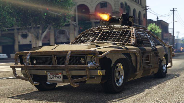 GTA ONLINE GUNRUNNING (2)