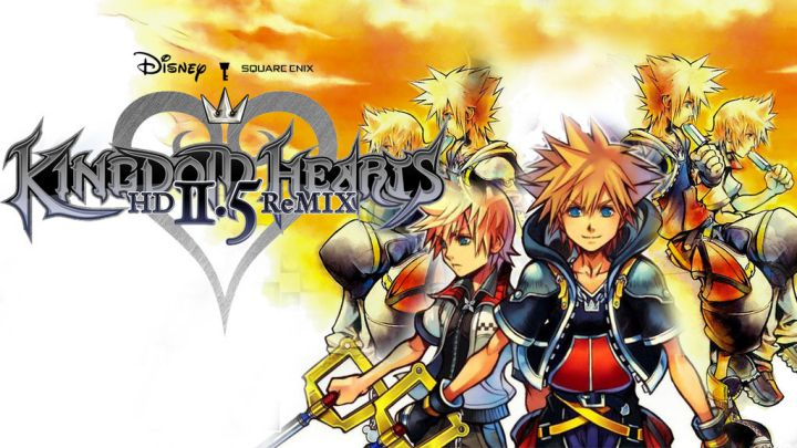 Kingdom Hearts 2.5 HD Sihmar.com