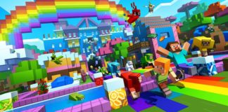 Minecraft Java Edition 1.12 The World of Color update SIhmar