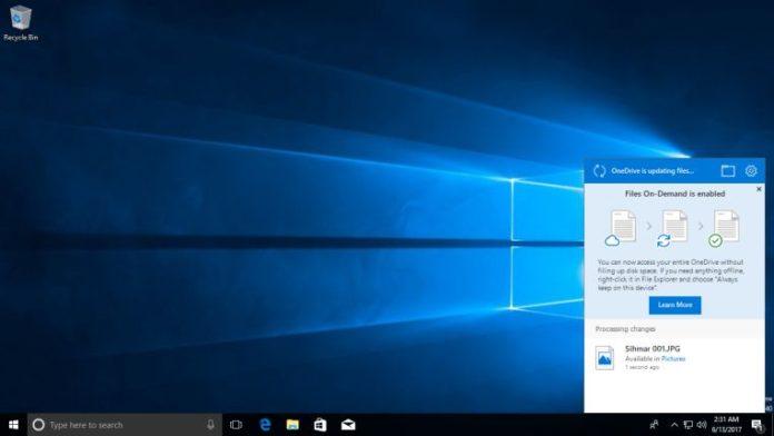 OneDrive-files-on-demand