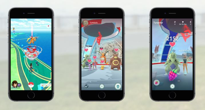 Pokemon Go Raid Battles and New Gym Features Sihmar (1)