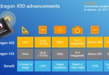 Snapdragon 450-Sihmar