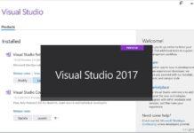Visual Studio 2017 - Sihmar.com