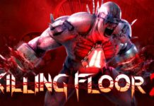 Killing Floor 2 1.12 update PS4 sihmar
