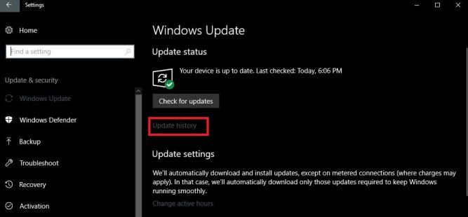 Uninstall a Windows Update Sihmar (2)