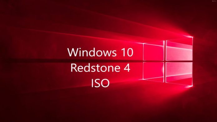 Windows 10 build 17046 ISO