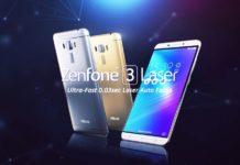 ZenFone 3 Laser update sihmar