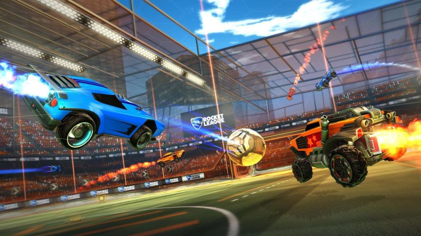 download Rocket League update 1.36 for PS4, Xbox One Sihmar