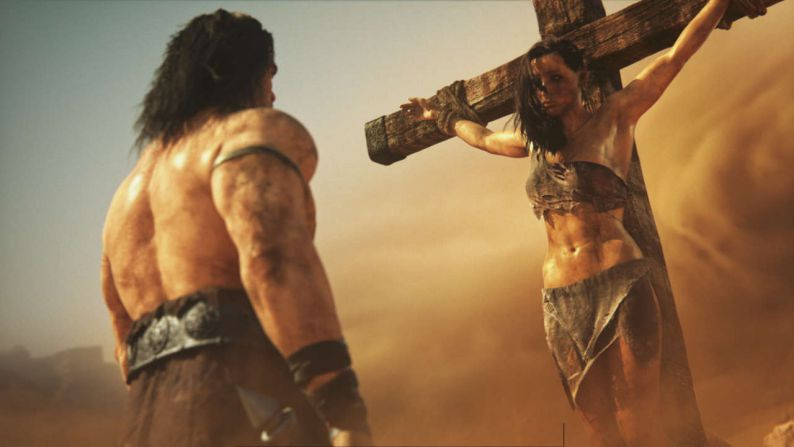 Conan Exiles Xbox One patch Sihmar