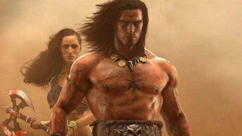 Conan Exiles Xbox One Patch