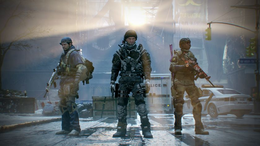 The Division update 1.7.1 Patch Notes for PS4, Xbox One