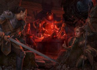 ESO Update 1.3 for PS4 (Horns of the Reach DLC) sihmar