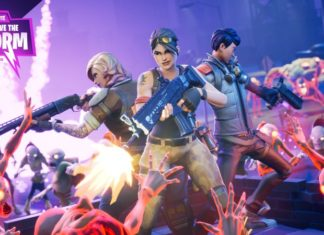 Fortnite 1.15 update patch notes Sihmar