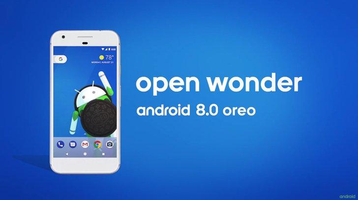 Google Android 8.0 Oreo Logo Image Sihmar