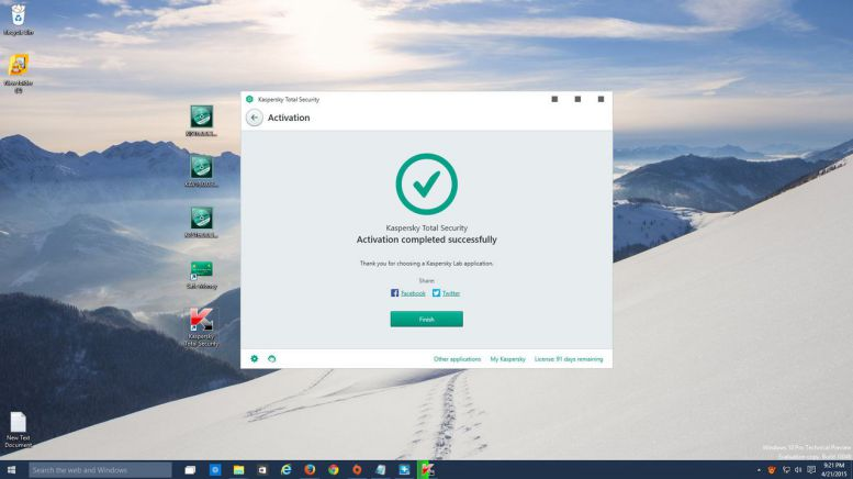 Kaspersky withdrawing its complaint against Microsoft