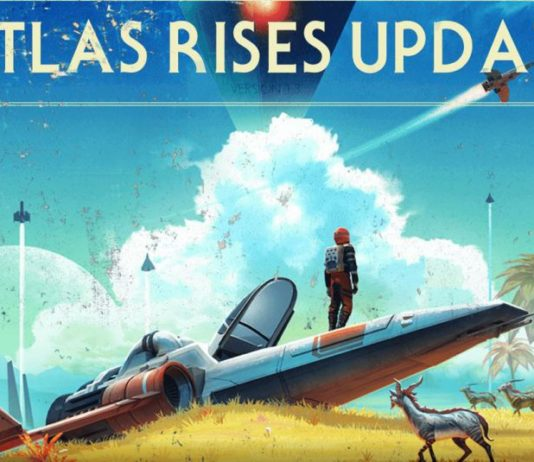 No man's sky update 1.35 Atlas rises update sihmar