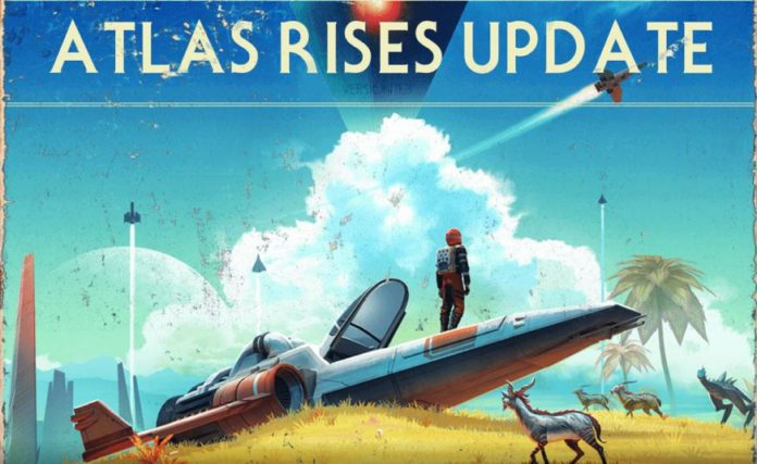 No man's sky update 1.35 Atlas rises update sihmar