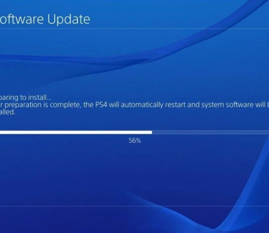 PlayStation 4 update 5.53