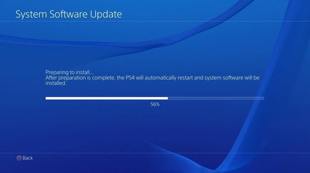 PS4 update 5.0 sihmar-com