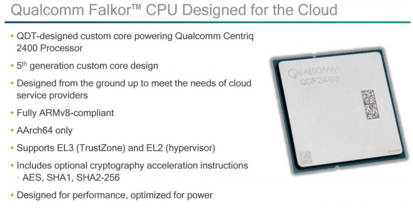 Qualcomm Falkor CPU Sihmar (2)