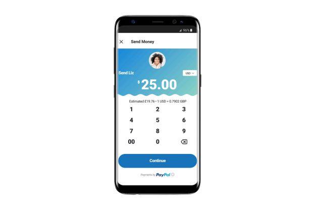 Send money-skype-paypal