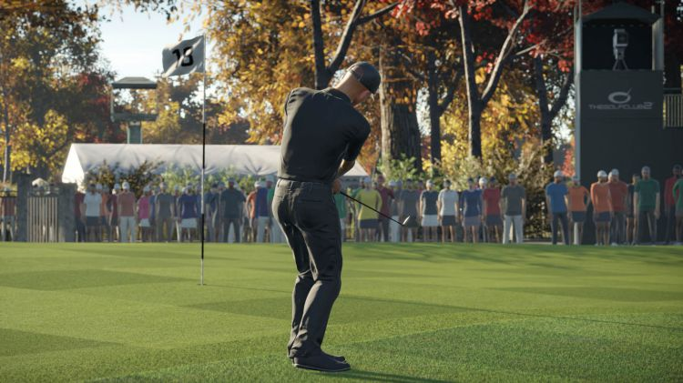The Golf Club 2 Update Sihmar
