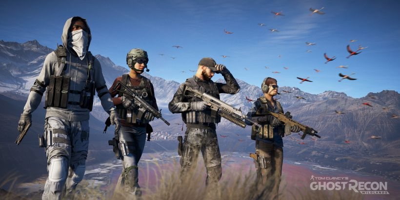 Ghost Recon Wildlands Title Update 7