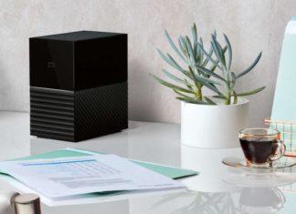 Western Digital 20TB desktop storage Sihmar