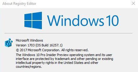 Windows 10 16257 ISO Files Sihmar