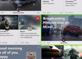 Xbox One dashboard a light mode Sihmar (1)