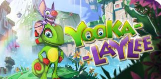 Yooka-Laylee update for PS4 and Xbox One Sihmar