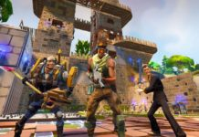 fortnite update 1.16 for PS4 and Xbox One Sihmar