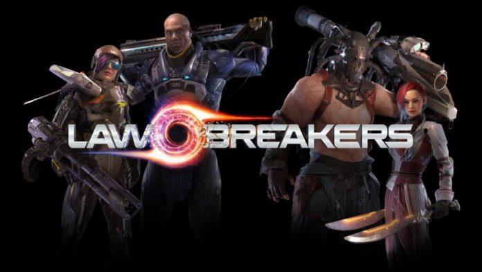 lawbreakers 1.4 update