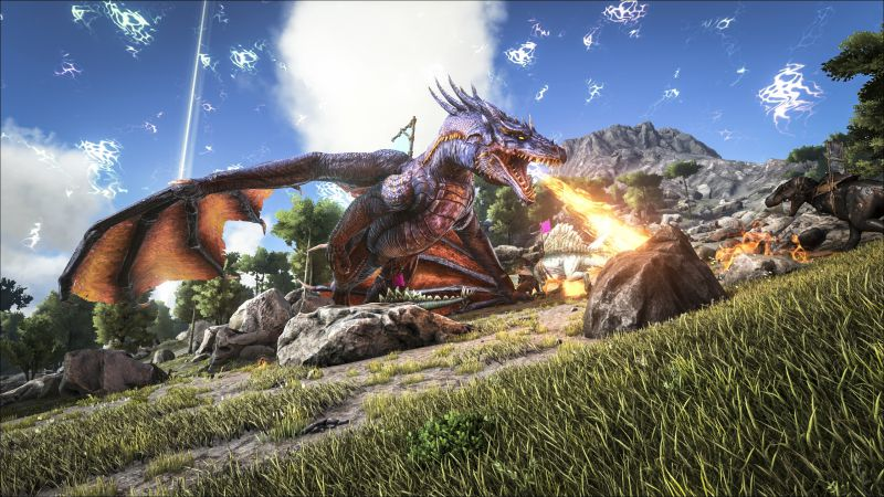 ARK version 1.46 for PS4 - ARK Patch Notes and ARK Changelog