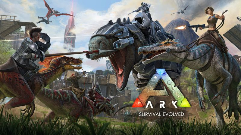 ARK update 269 for PC ARK changlog - Sihmar