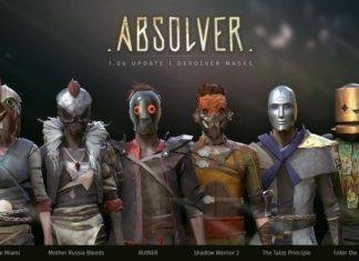 Absolver version 1.11