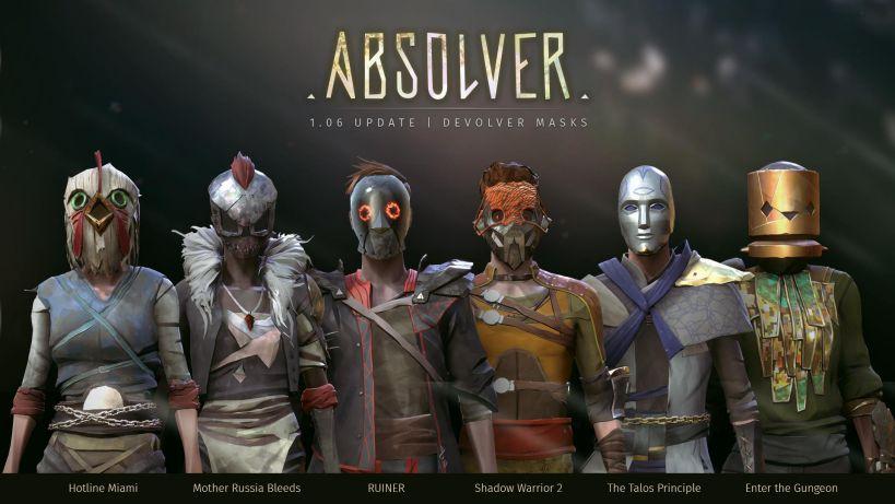 Absolver 1.08 update
