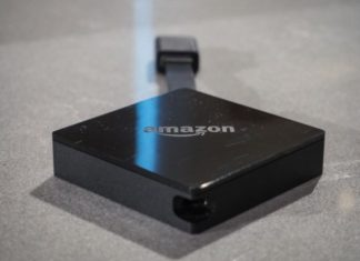 Amazon Fire TV 4K sihmar