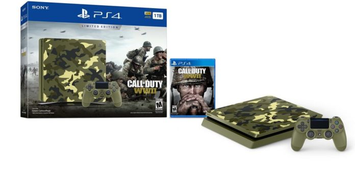 Call of Duty WWII Limited Edition PS4 Bundle now up for Pre-Order