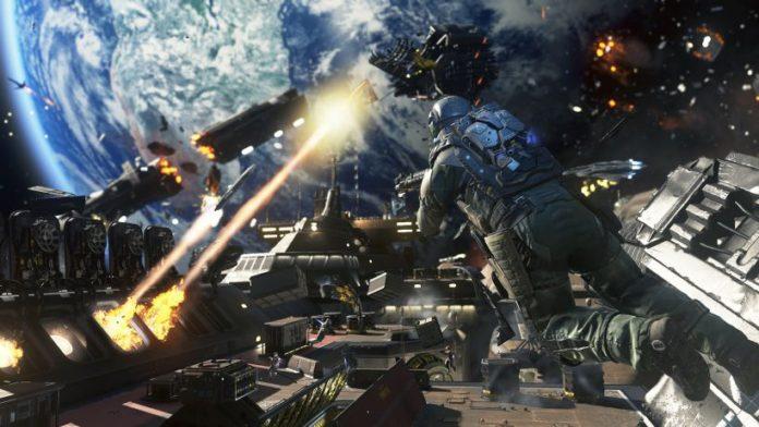 Call of duty infinite warfare update 1.22