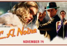 New LA Noire PS4, Xbox One