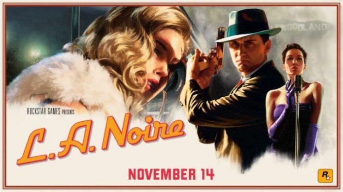 New LA Noire PS4, Xbox One