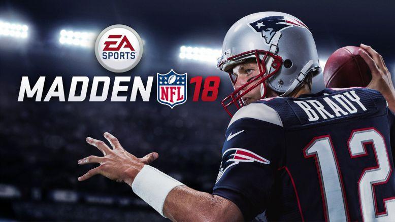 Madden 18 NFL update 1.05 Sihmar