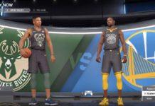 NBA Live 18 update 1.03