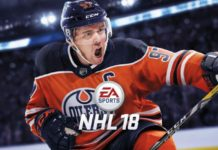 NHL 18 1.07 PS4, Xbox One Sihmar