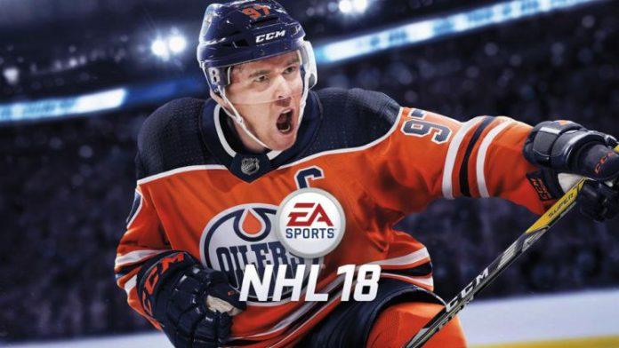 NHL 18 1.07 PS4, Xbox One Sihmar